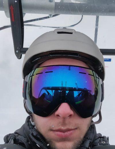 Frank Bluyssen Fitleads Ski-trip